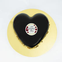 Because I Love You Cake: Valentines Gifts
