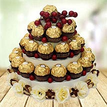 Chocolate Tower:  Gifts Delivery