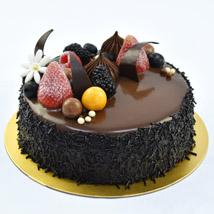 Fudge Cake: Cakes