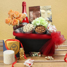 Never Ending Pleasures: Gift Hampers