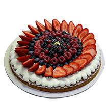 New Strawberry Cheesecake: Birthday Cakes