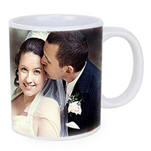 Personalized Couple Photo Mug: Personalised Gifts