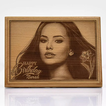 Personalised Photo Frame: Birthday Gifts